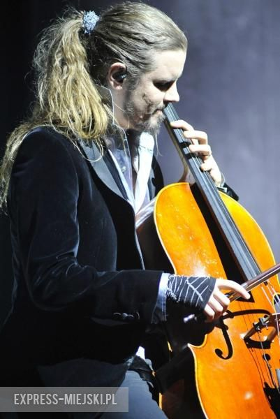 Apocalyptica w NFM Plays Metallica by four cellos